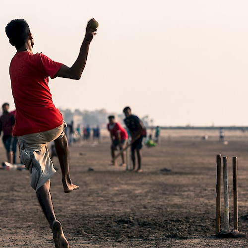 Urban Cricket in India